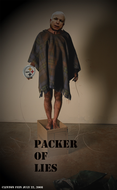 John McCain: Packer of Lies