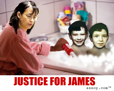 Justice for James