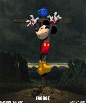 Clinton Fein, Mickey Mouse, 2001