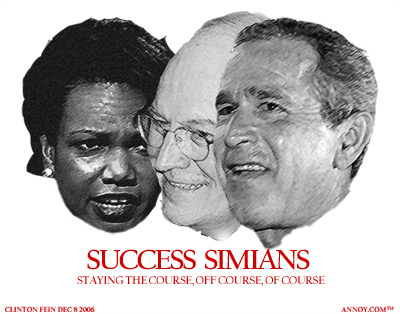 Success Simians, 2006